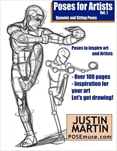 386x499 Poses For Artists Volume 1