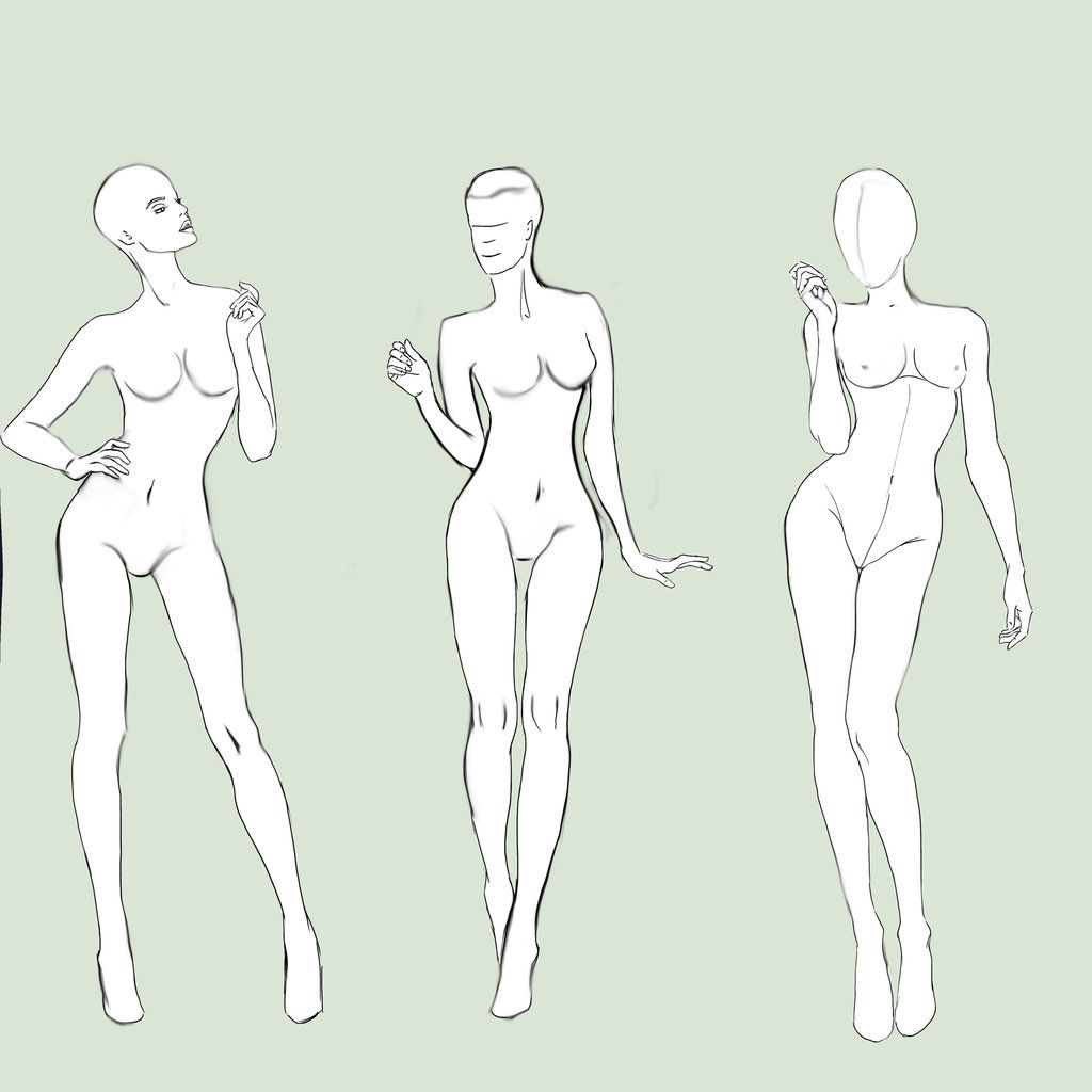 1024x1024 Free Fashion Bases By On @