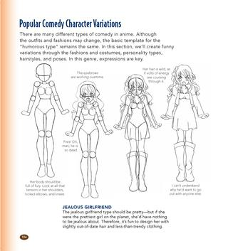320x353 The Master Guide To Drawing Anime How To Draw Original Characters
