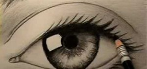 300x140 How To Draw A Realistic Human Eye Drawing Amp Illustration