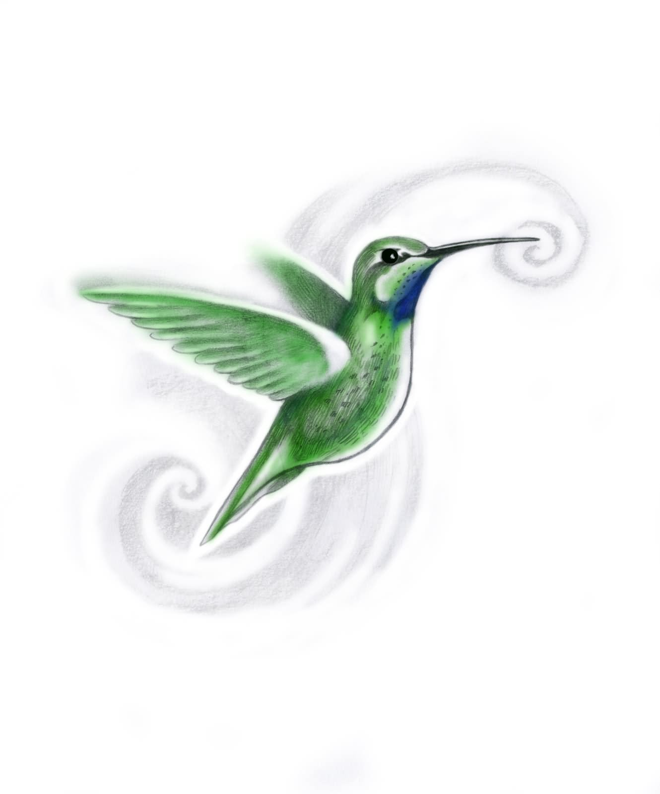 1330x1600 Hummingbird Tattoo Images Amp Designs