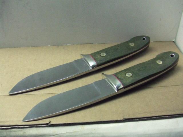 640x480 Bob Loveless Knife Drawing Designs