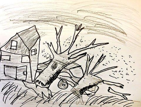 480x364 Calling All Kids Draw Hurricane Sandy