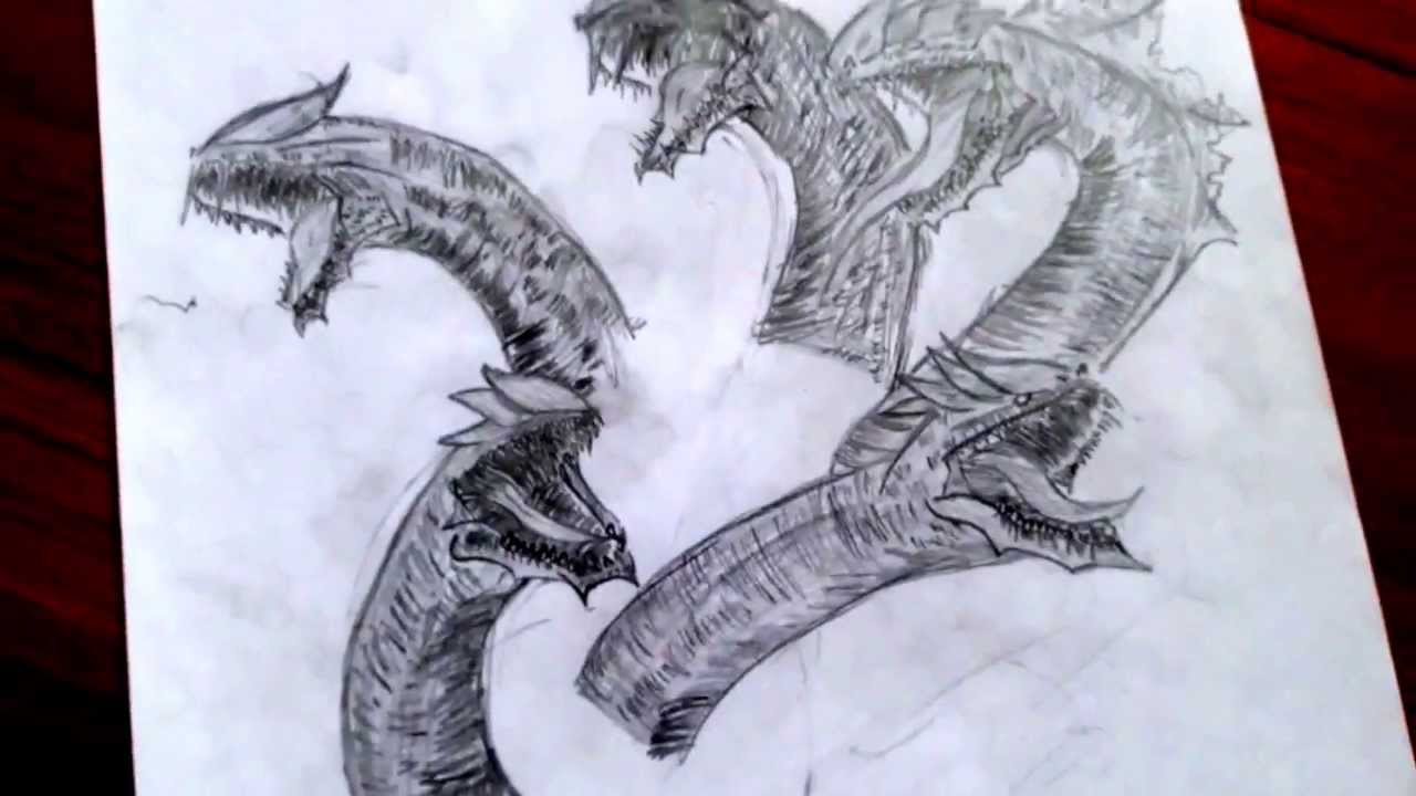1280x720 My Hydra Drawing