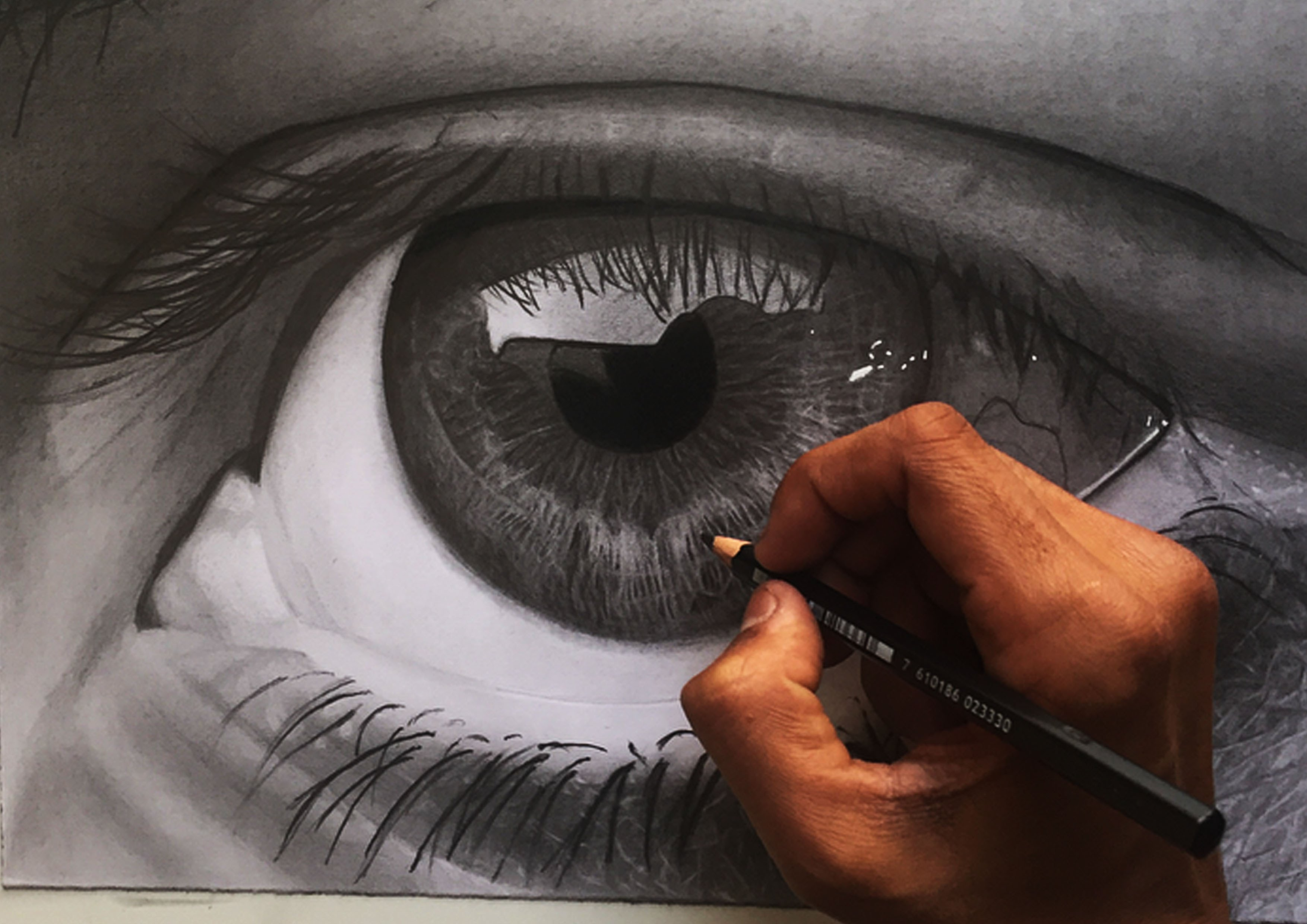 3508x2480 How To Draw A Realistic Eye