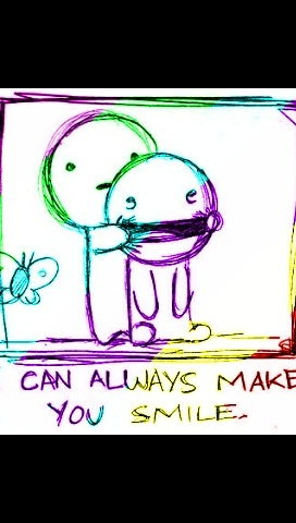 272x480 I Can Always Make You Smile Quotes