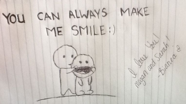764x430 You Can Always Make Me Smile! D Quotes I Love!
