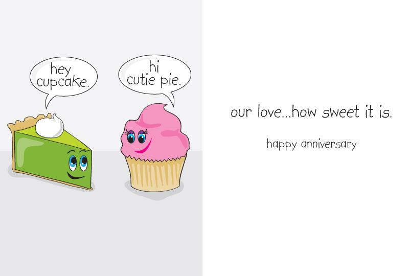 800x540 Sweet Love Anniversary I Draw Cards