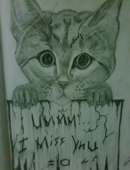 453x592 I Miss You