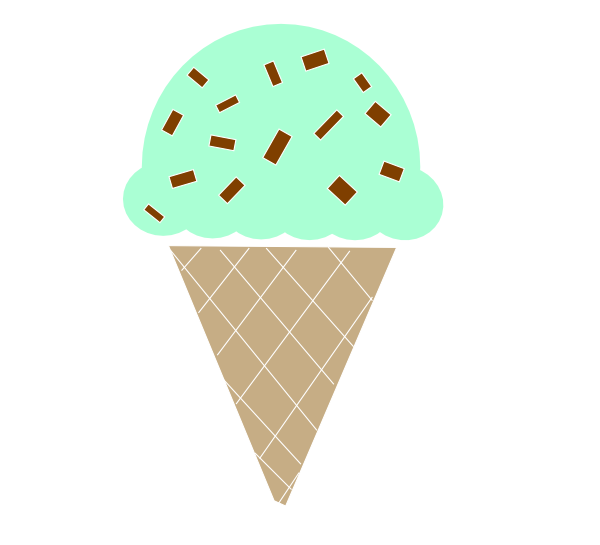 600x545 Ice Cream Scoop Clipart Craft Projects, Foods Clipart