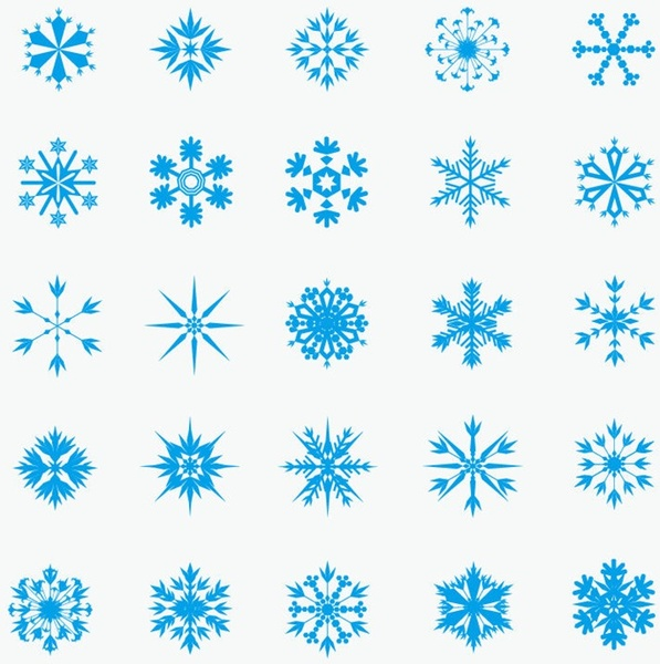 597x600 Ice Crystal Eps Free Vector Download (179,229 Free Vector)