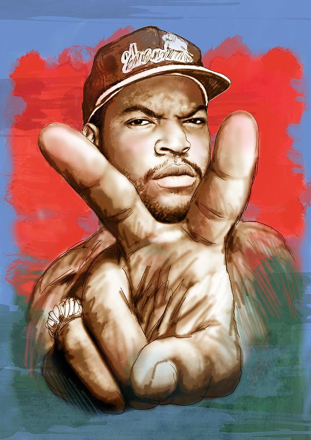 636x900 Ice Cube