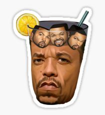 210x230 Ice Cube Drawing Stickers Redbubble