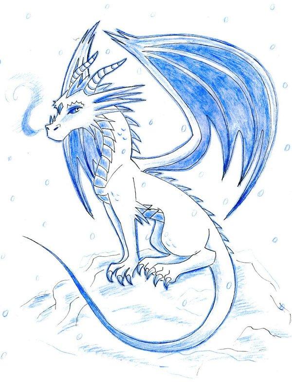600x784 The Ice Dragon By Phantomphanatic2910