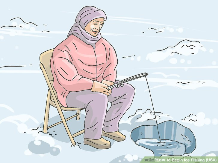 728x546 How To Begin Ice Fishing (Usa) 7 Steps (With Pictures)
