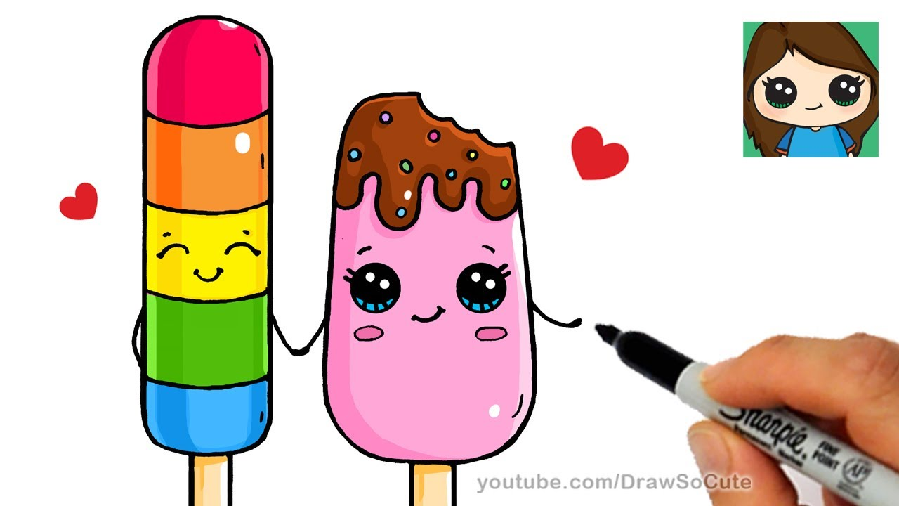 Ice Pop Drawing At Getdrawings Com Free For Personal Use Ice Pop