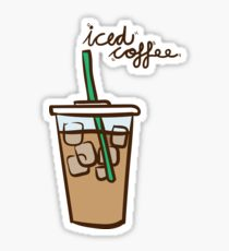 210x230 Iced Coffee Drawing Gifts Amp Merchandise Redbubble
