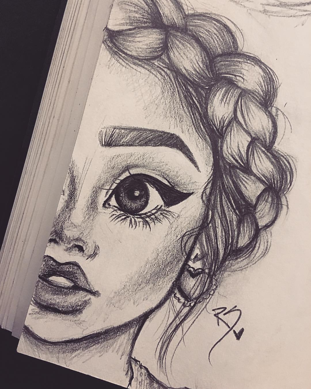1080x1349 Gallery Pencil Drawing Idea,