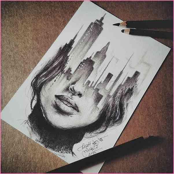 602x602 Best 25 Pencil Sketching Ideas On Art Drawings