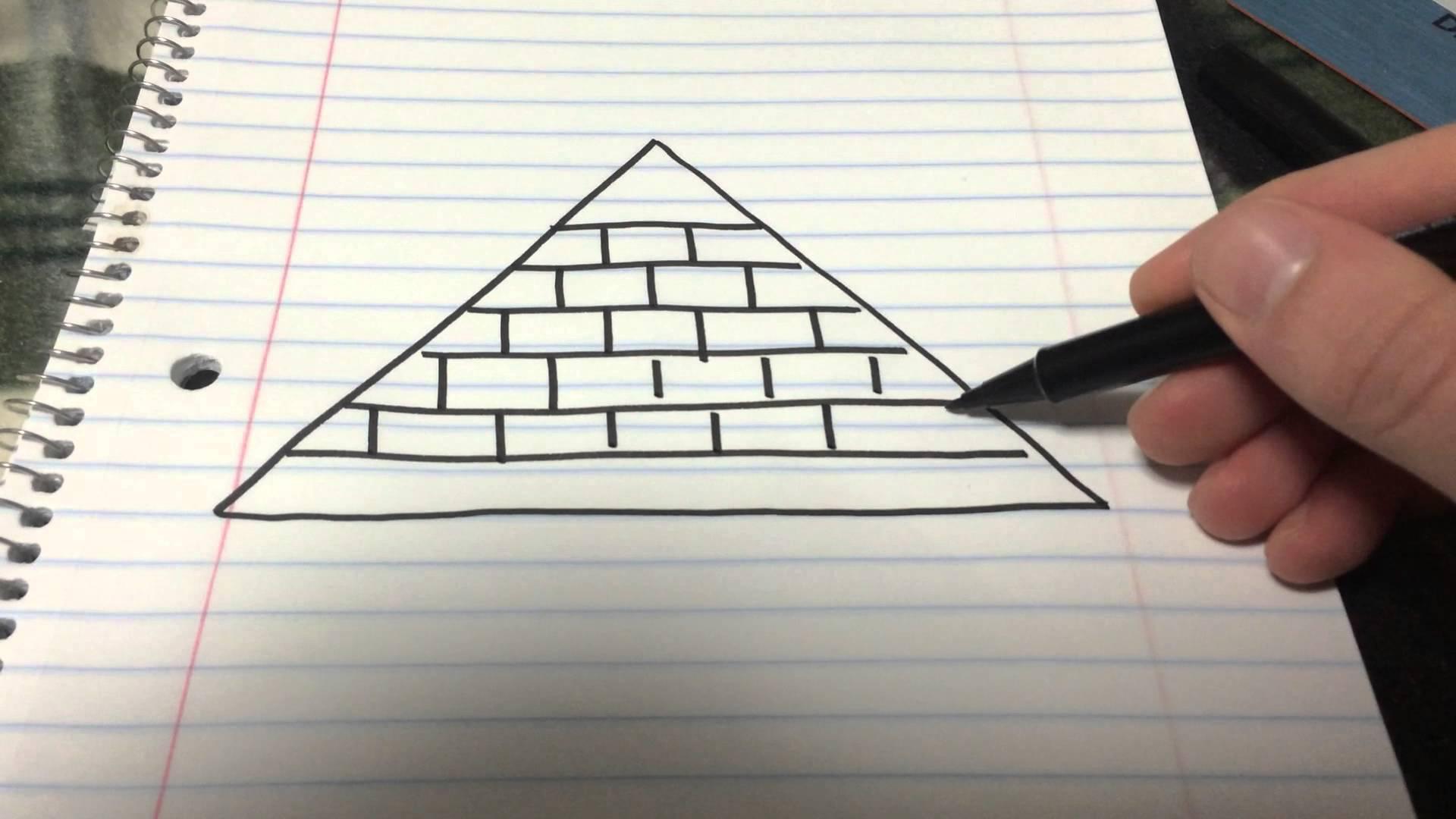 1920x1080 How To Draw The Illuminati Symbol