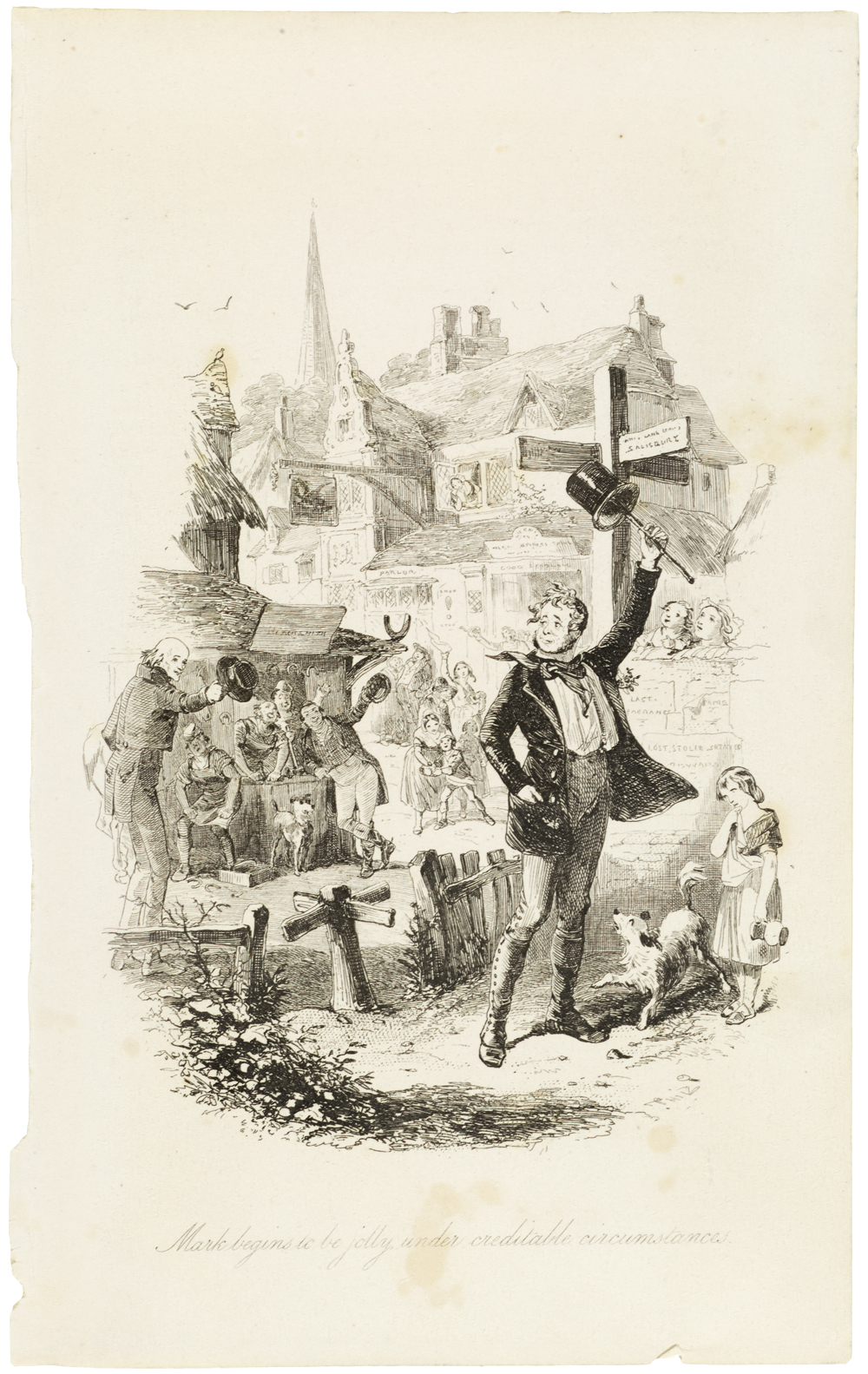 1000x1583 Illustrations For Dickens' Novels