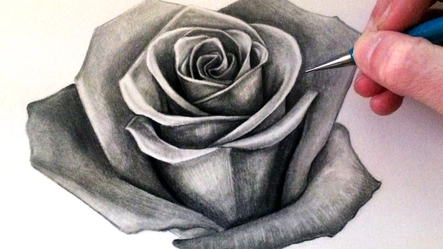 1550x872 How To Draw A Rose
