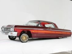 236x177 64 Chevy Impala Lowrider Drawings Wedding Guestbook