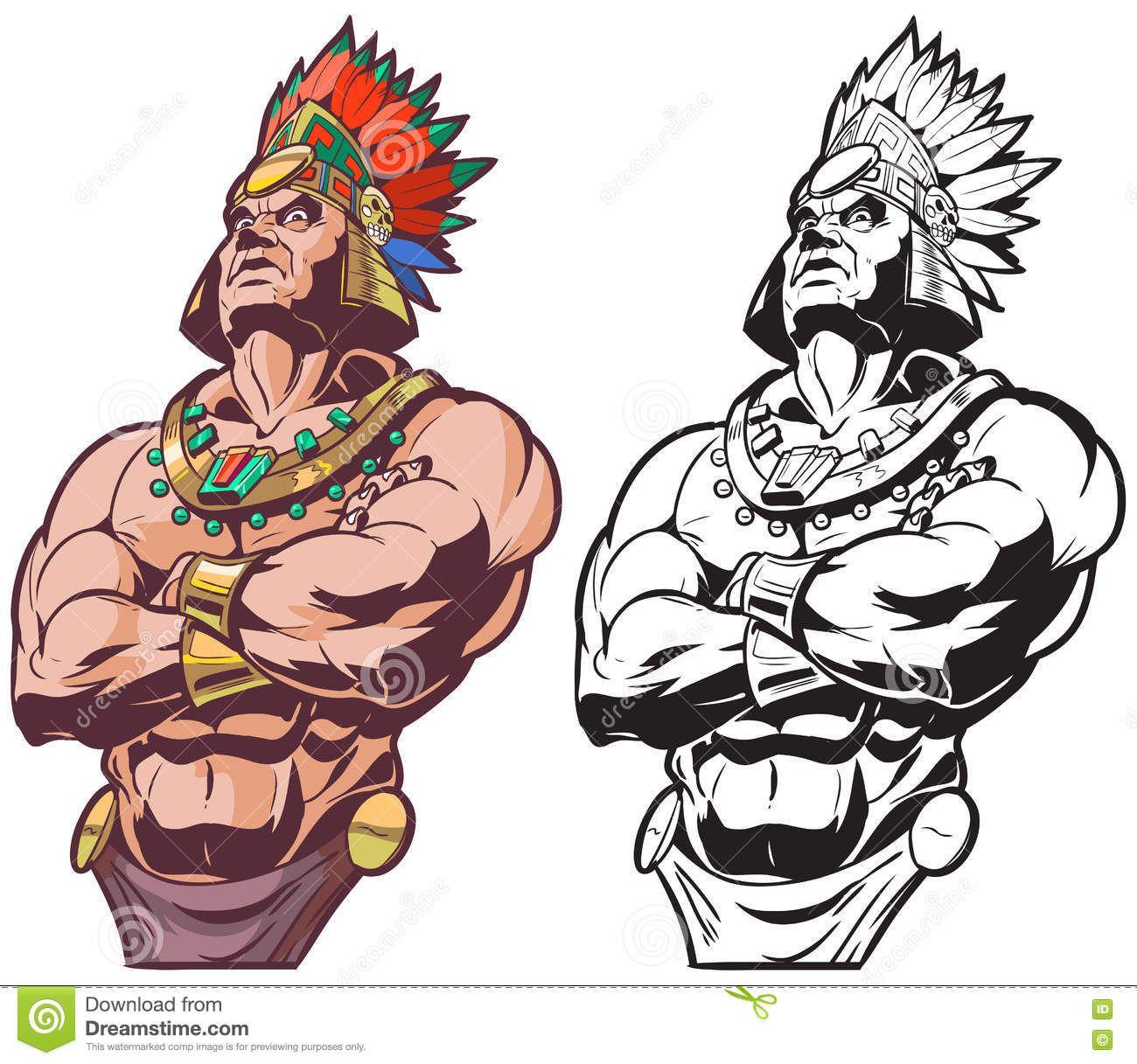 1300x1217 Inca Amp Aztec Tattoo Designs Gallery