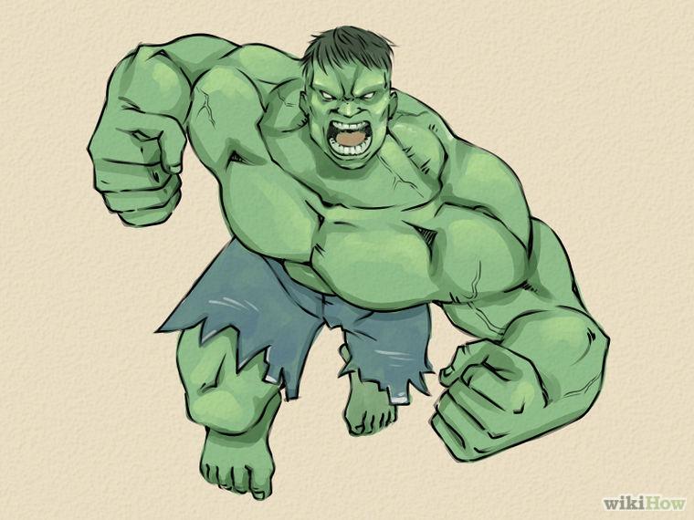 Charming 760x570 Hulk