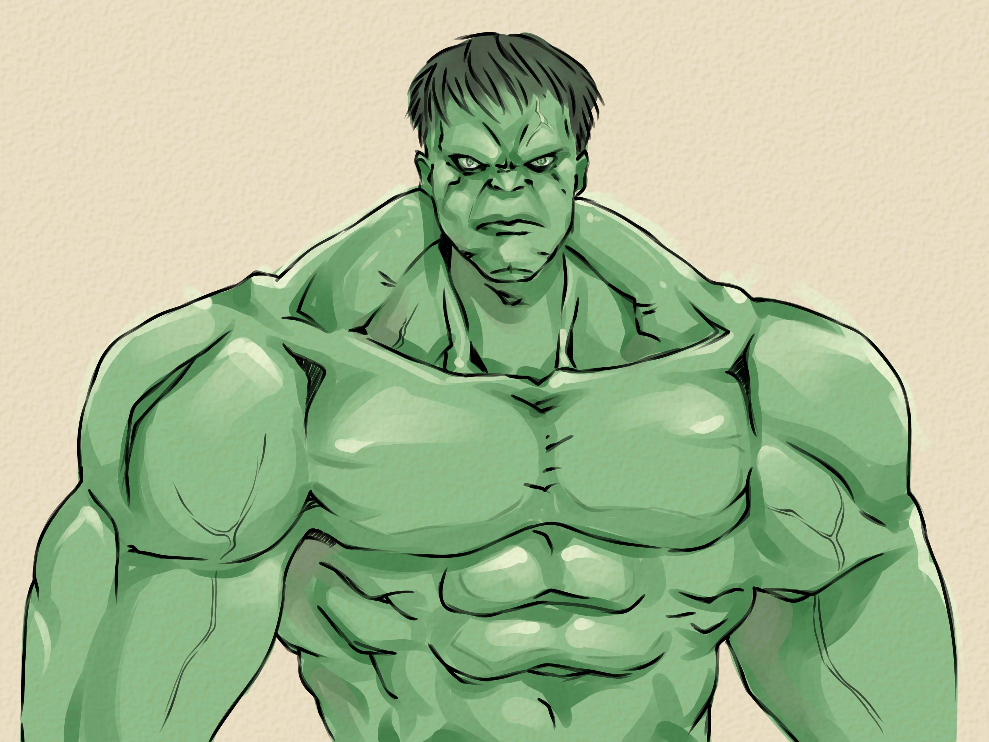 3200x2400 Incredible Hulk Face Drawing Incredible Hulk Face Related Keywords