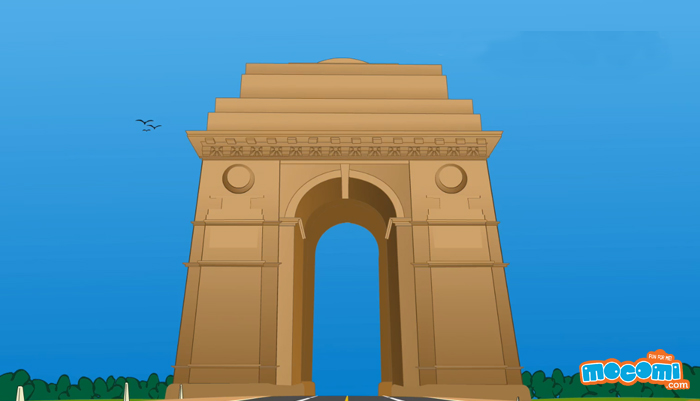 700x401 India Gate Facts