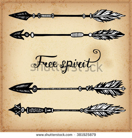 450x470 Indian Arrow Stock Photos, Images, Amp Pictures Shutterstock
