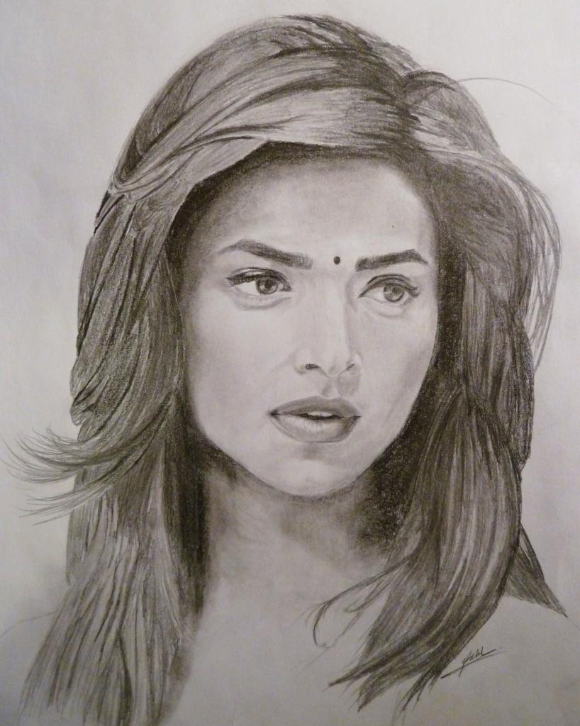 818x1024 Pencil Sketches Of Girls Photos Indian Girl Pencil Sketch