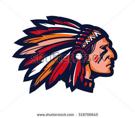 450x396 Bildresultat Old School Indian Chief Head Drawings Art
