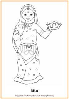 223x320 How To Draw Holi Festival Colouring Page Holi