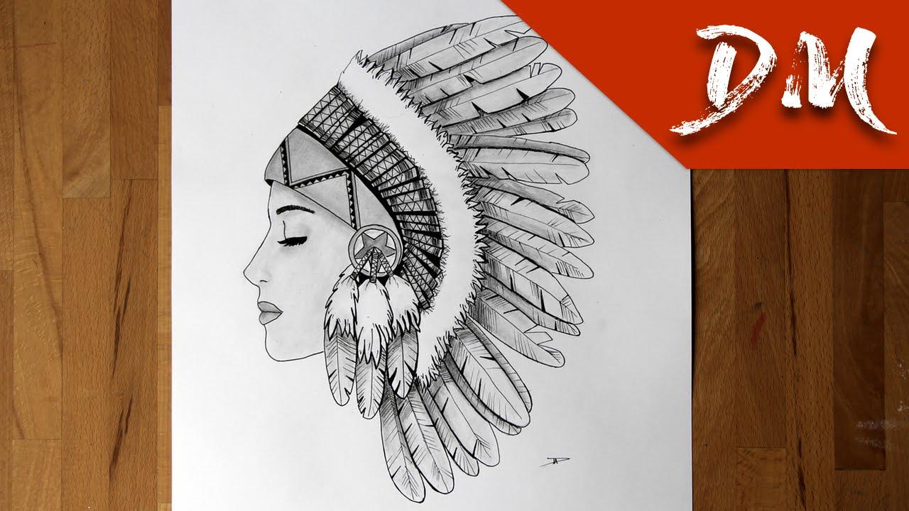 1280x720 Indiana Girl Drawing