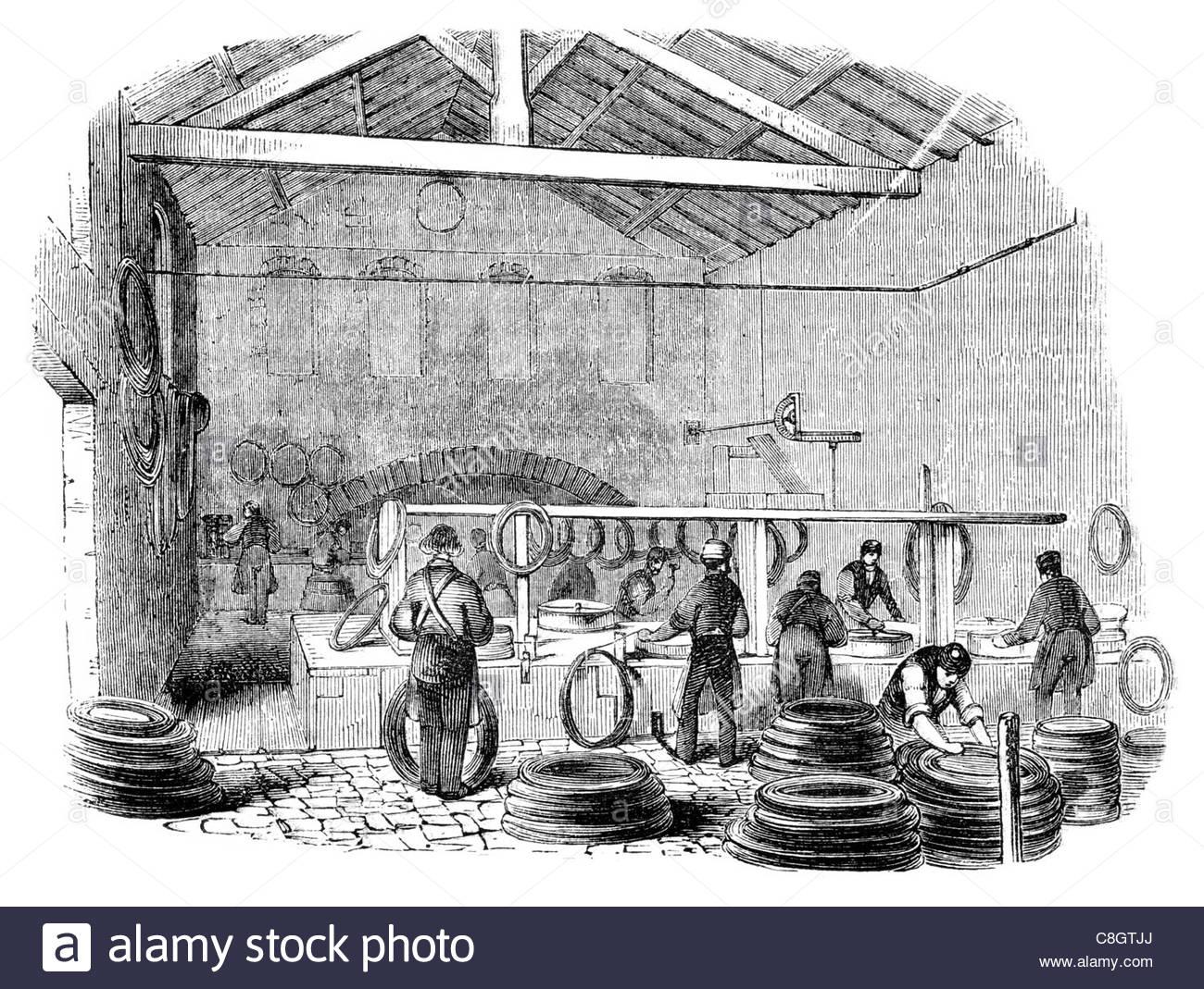 1300x1069 Wire Drawing Machines Industrial Revolution Machine Industry