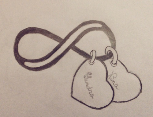 500x381 I Draw It For My Best Friend On We Heart It