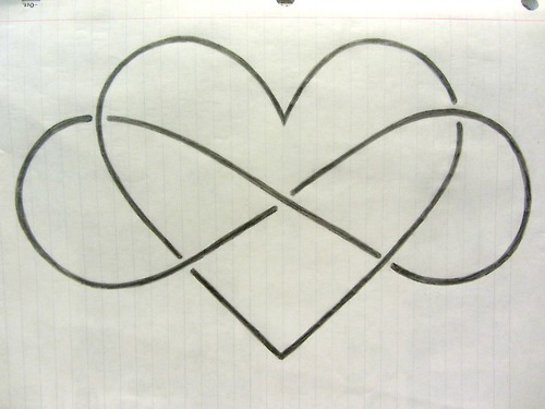 500x375 Infinity Heart Tumblr Uploaded By Mercado