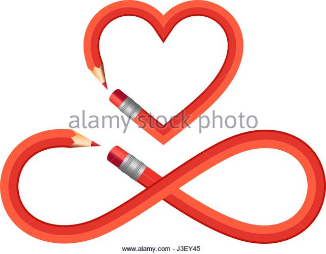 640x499 Infinity Symbol Drawing Pencil Stock Photos Amp Infinity Symbol