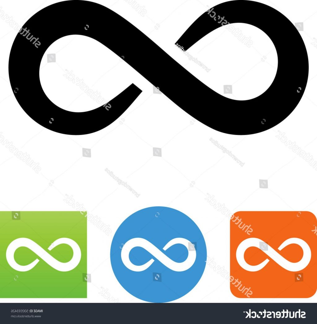 1024x1047 Unique Stock Vector Infinity Symbol Drawing