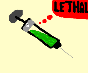 300x250 A Lethal Injection