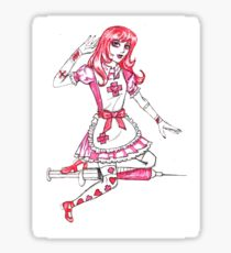 210x230 Injection Drawing Stickers Redbubble