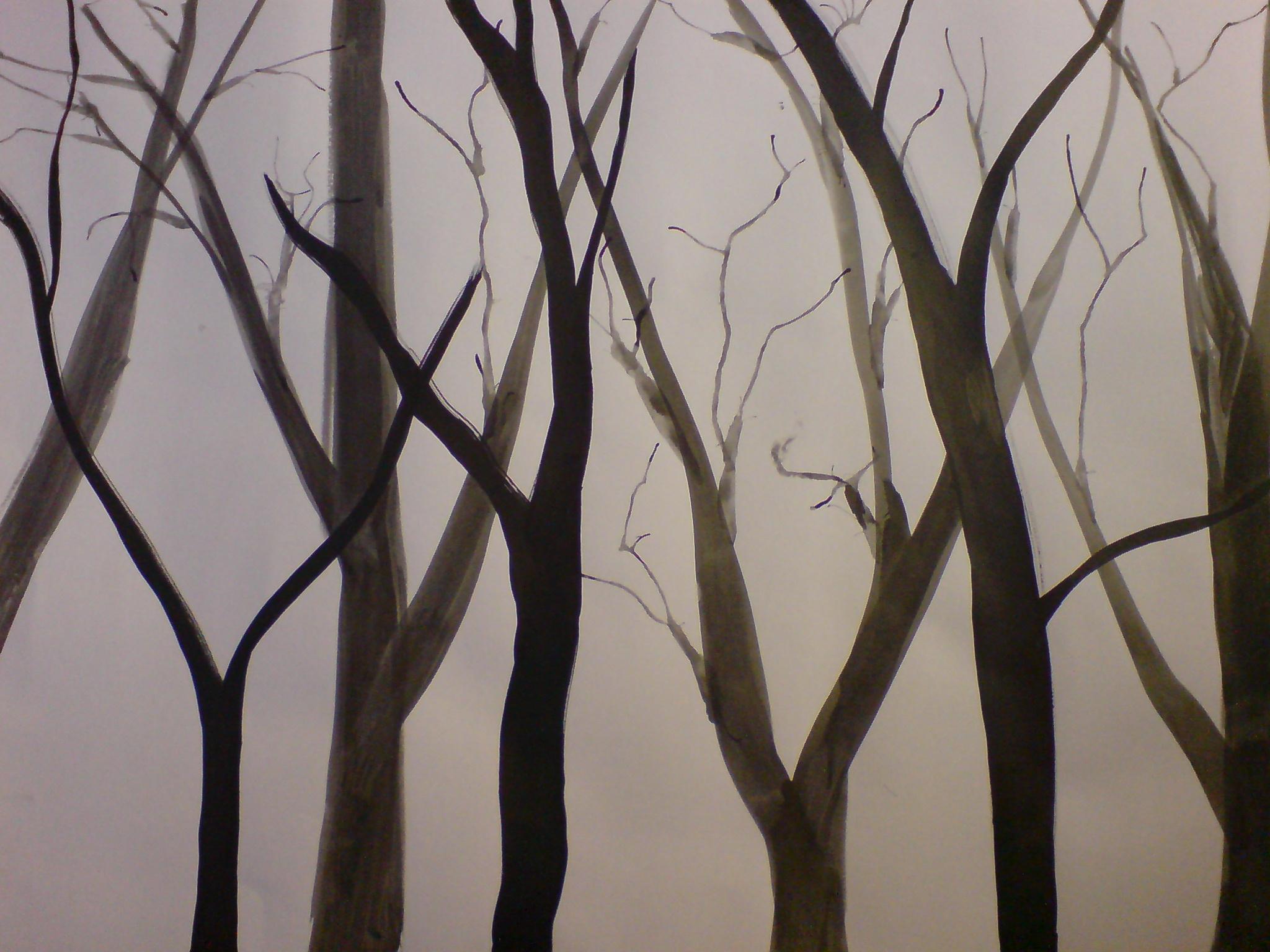 2048x1536 Tree Drawings 4 By Kiriaki