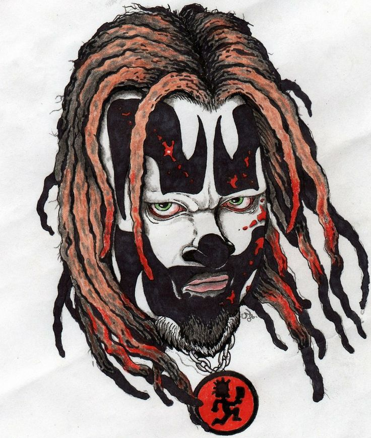 Insane Clown Posse Drawing At Getdrawings