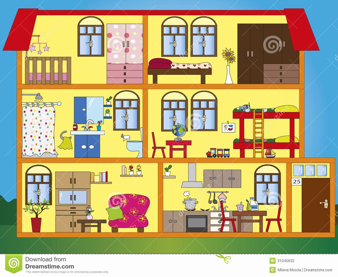 1300x1065 Inside House Drawing Beautiful Simple Home Floor Plans Luxury
