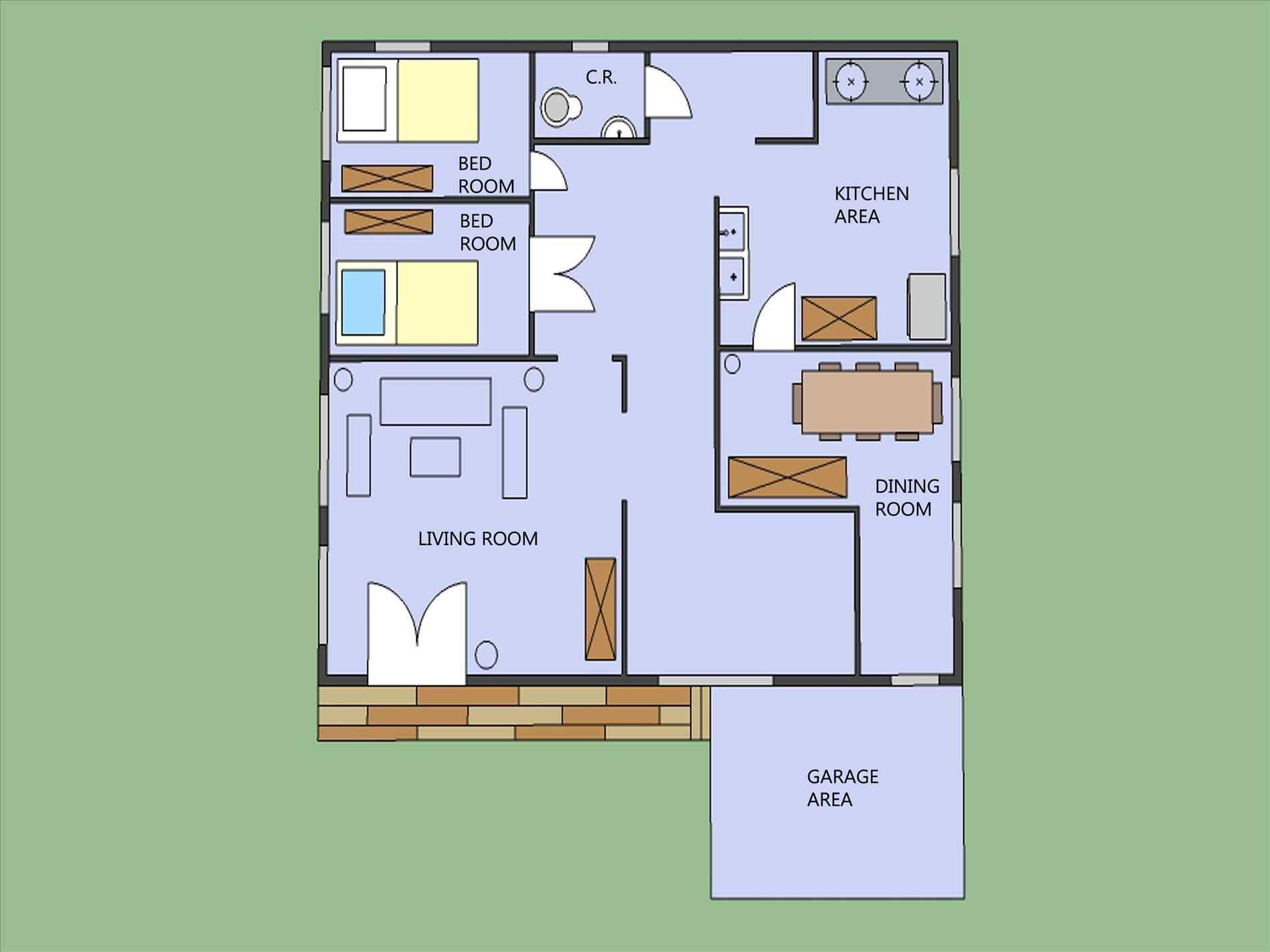 1900x1425 Inside House Sketch