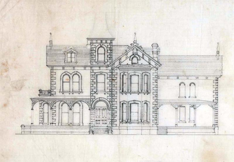 800x556 Architecture House Drawing Exquisite On Inside