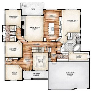 Captivating 300x300 Inside House Plans Best 25 Ranch Style Floor Plans Ideas On