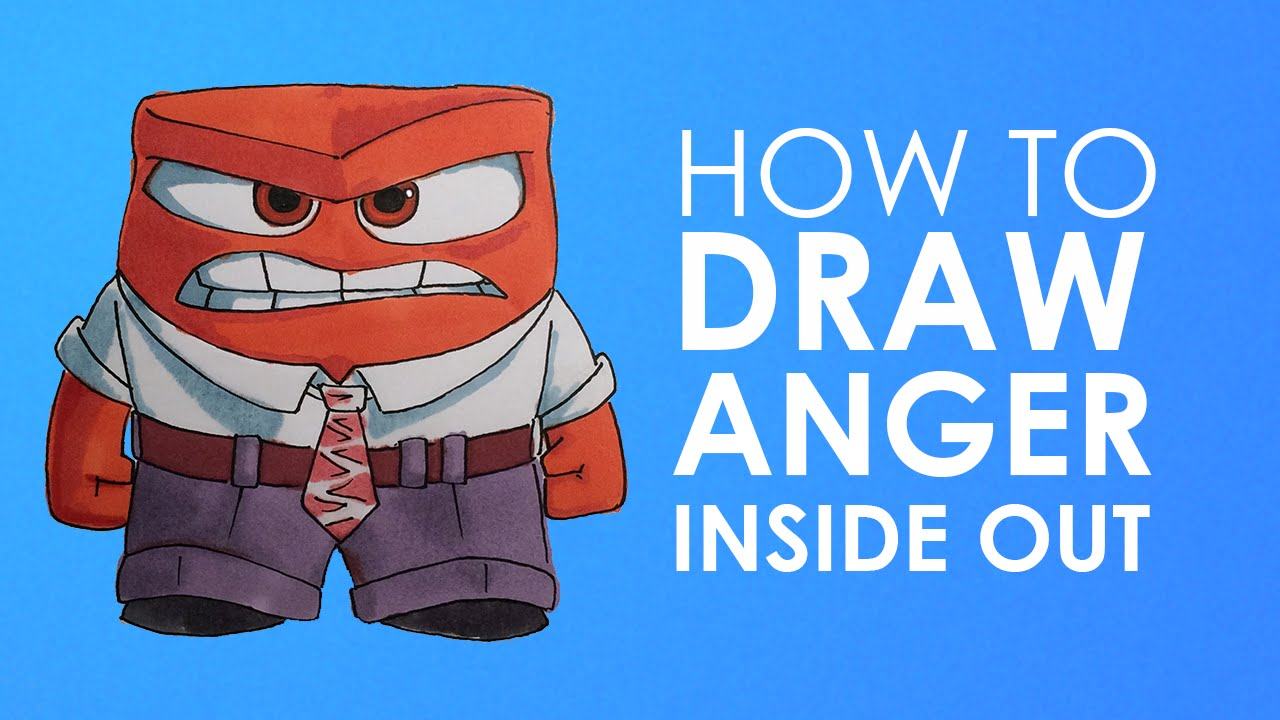 1280x720 How To Draw Anger